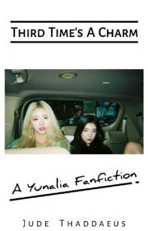 Third Time's A Charm [ITZY fanfiction] by writingissues