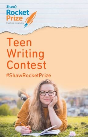 #ShawRocketPrize Teen Writing Contest by RocketFund
