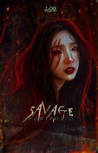 SAVAGE | portfólio. cover