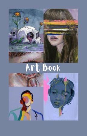 Art Book (GCSE + Non-GCSE work) by NarNarNerd