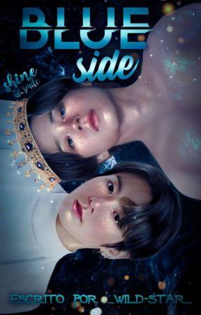Blue Side • jjk + pjm by _Wild-Star_