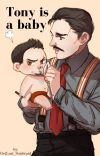 Tony is a baby?! cover