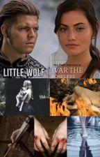 Little wolf - Ivar Lothbrok  by brookebllythe