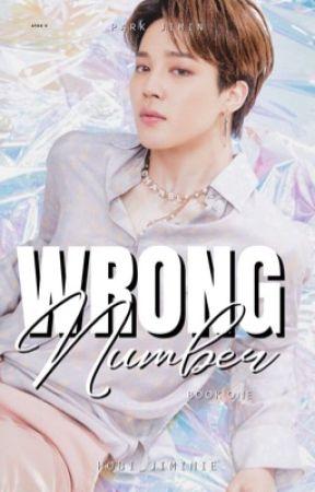 Wrong Number // Park Jimin by Hobi_Jiminie