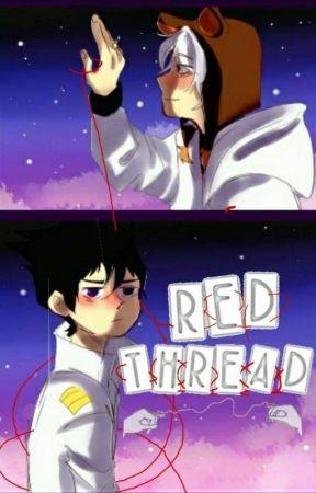 Red Thread (Rubegetta) by -ButMyLove-