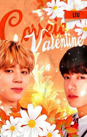 Correio Valentine • JJK + PJM by lilyusan