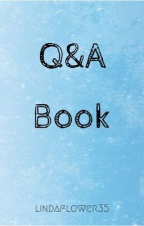 Q&A Book by lindaflower35