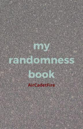 random rants & whatnot by aircfire