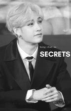 Secrets || Bang Chan ff by no_nO_cHaNniE_No