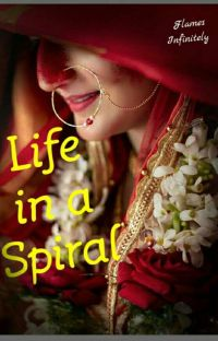 Life in a Spiral.  cover
