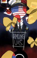 Among Us Countryhumans AU by Peep_owo