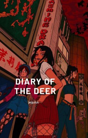 DIARY OF THE DEER   jegulus by escapefromazkaban