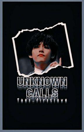Unknown Calls: Kim Taehyung by -satanxc_