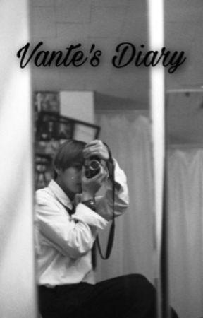 Vante's Diary (Kim Taehyung Fanfic)  by taetaeswhore