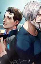 Hank X Conner by Conner_CyberLife