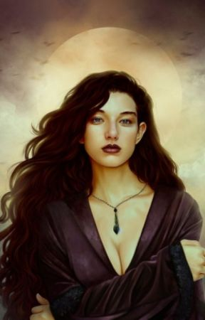 Čarodějka by Rufinka22
