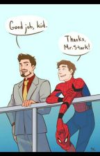 wrong number peter and tony by thejediavengerhunter