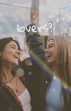 lovers? - dixison by lunavertes