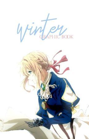 WINTER    graphic book [HIATUS] by ryukiichi