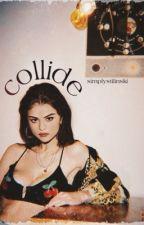 Collide ↠ Asher Adams by simplystilinski