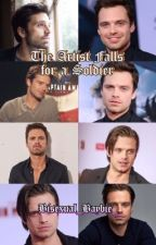 The Artist Falls For a Soldier || A Sebastian Stan x Reader by Bisexual_Baybie_