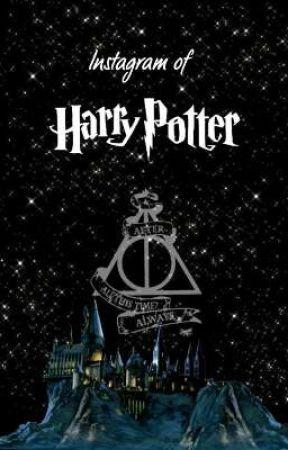Instagram of Harry Potter  by MiahBl4ck