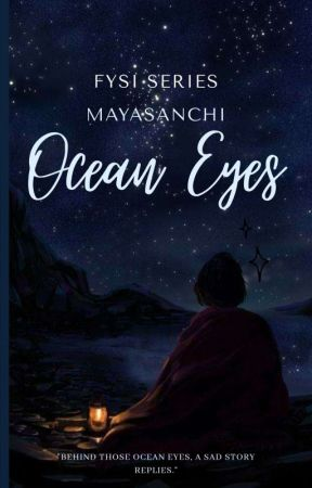 Ocean Eyes by MayaSanchi