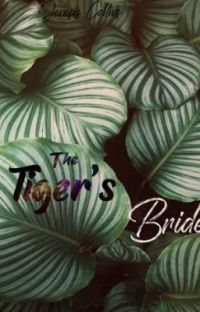 The Tiger's Bride cover