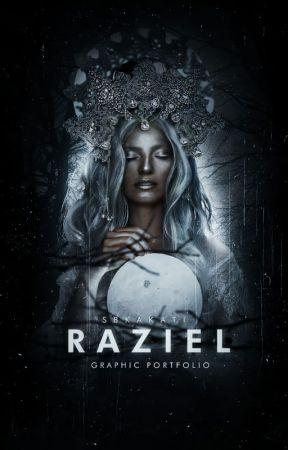 Raziel ❃ Graphic Portfolio | Retired since a long time by Sbkakati