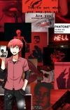 Blood paint (Karma Akabane x Reader)  cover