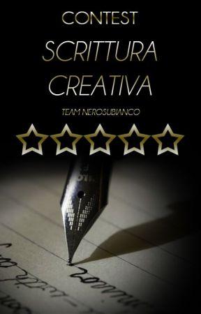 """Contest """"Scrittura Creativa"""" by nerosubianco87"""