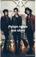 Palaye royale one shots🥀🖤 by Daisy_xiii