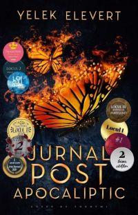 Jurnal postapocaliptic cover
