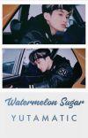 Watermelon Sugar // bottom mark smut cover