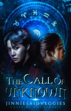 The Call Of The Unknown || BTS by JinniesaidVeggies
