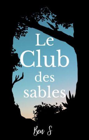 Le club des sables et le mystère du carnet by sissi1806