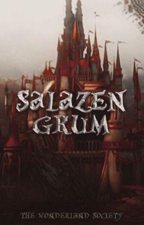 Salazen Grum by TheWonderlandSociety