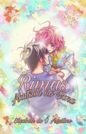 Rimas • Akatsuki no Yona by Purring