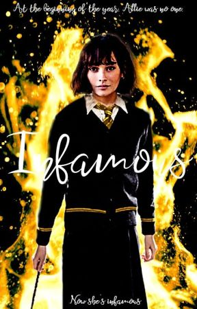 Infamous | Fred Weasley x OC | by Cee_Writes