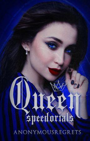 Queen | Speedorials by beloftedesigns