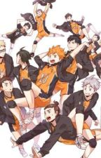 Haikyuu boyfriend scenarios  by animedyke