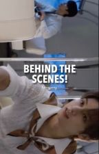 behind the scenes ! junhao by HONEYJOONZ