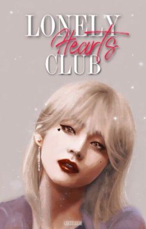 lonely hearts club ᵗᵃᵉᵏᵒᵒᵏ by cherribebe