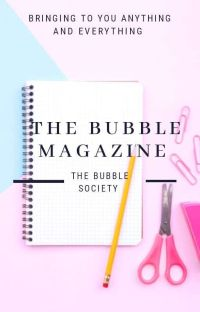 THE BUBBLE MAG! cover