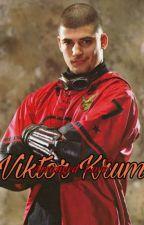 𝓐𝓻𝓻𝓪𝓷𝓰𝓮𝓭 𝓛𝓸𝓿𝓮? [Viktor Krum L.S] (ON HOLD) by nikkifireman