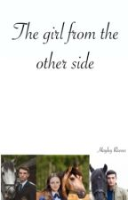 The girl from the other side   Free Rein (DISCONTINUED)  by hypocow2