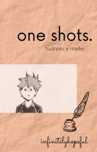 Haikyuu One Shots! cover
