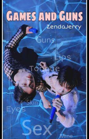 "18+/ ""GAMES & GUNS""  A Yeonbin FF (Yeonjun X Soobin)TXT by ZendaJerry"