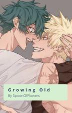 Growing Old  by SpoonOfFlowers