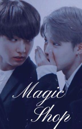 ✦彡 MAGIC SHOP ☆ KOOKMIN by TheGirlsWithWings